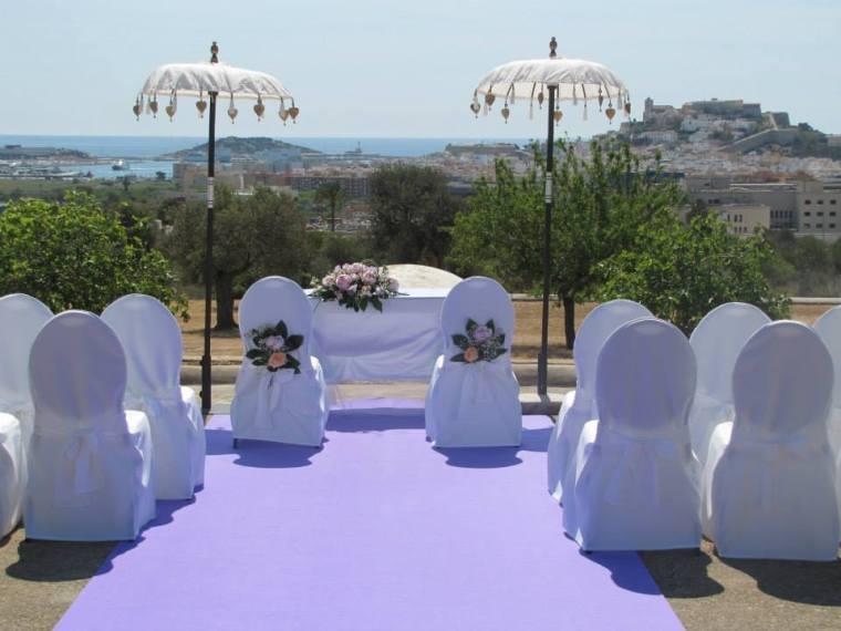 boda en Es Trull de Can Palau